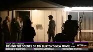 Tim Burton & Asa Butterfield on Behind the Scenes of Peculiars Movie