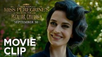 "Miss Peregrine's Home For Peculiar Children ""A Peculiar Loop"" Clip HD 20th Century FOX"
