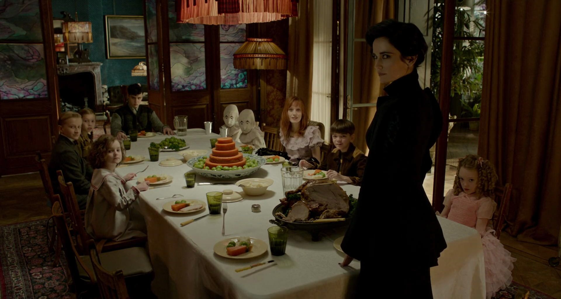 Miss Peregrine S Home For Peculiar Children The Peculiar