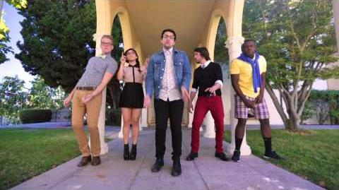 Official Video Can't Hold Us - Pentatonix (Macklemore & Ryan Lewis cover)