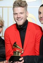 Scott-Hoying-58th-GRAMMY-Awards-Press-Room-Event-February-2016