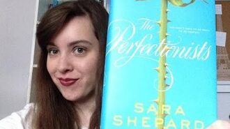 Book Review Discussion The Perfectionists By Sara Shepard