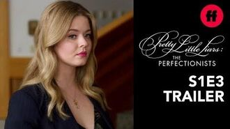 Pretty Little Liars The Perfectionists Season 1, Episode 3 Trailer Suspicious Activity