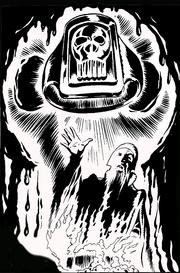 Paracelsus Skull Ring