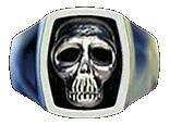 Skull Ring Small