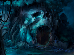 Skull Cave Frederic Borralho