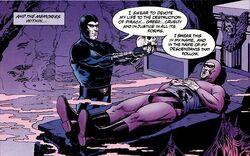 Oath Skull 2 Marvel