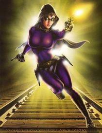 Julie Walker Lady Phantom