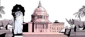 Bangalla State Capital Building