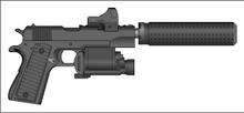 M1911 MOD
