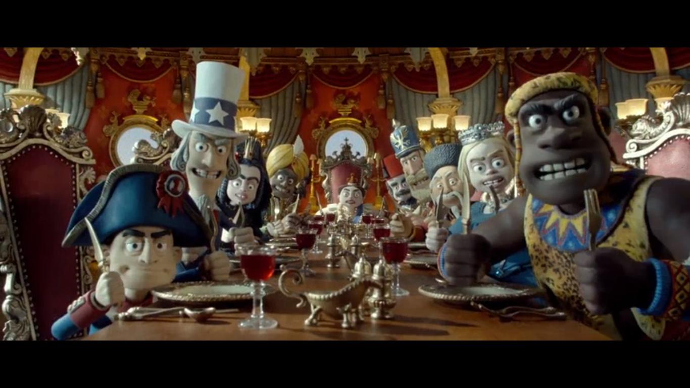 Secret Dining Society The Pirates Band Of Misfits Wiki Fandom