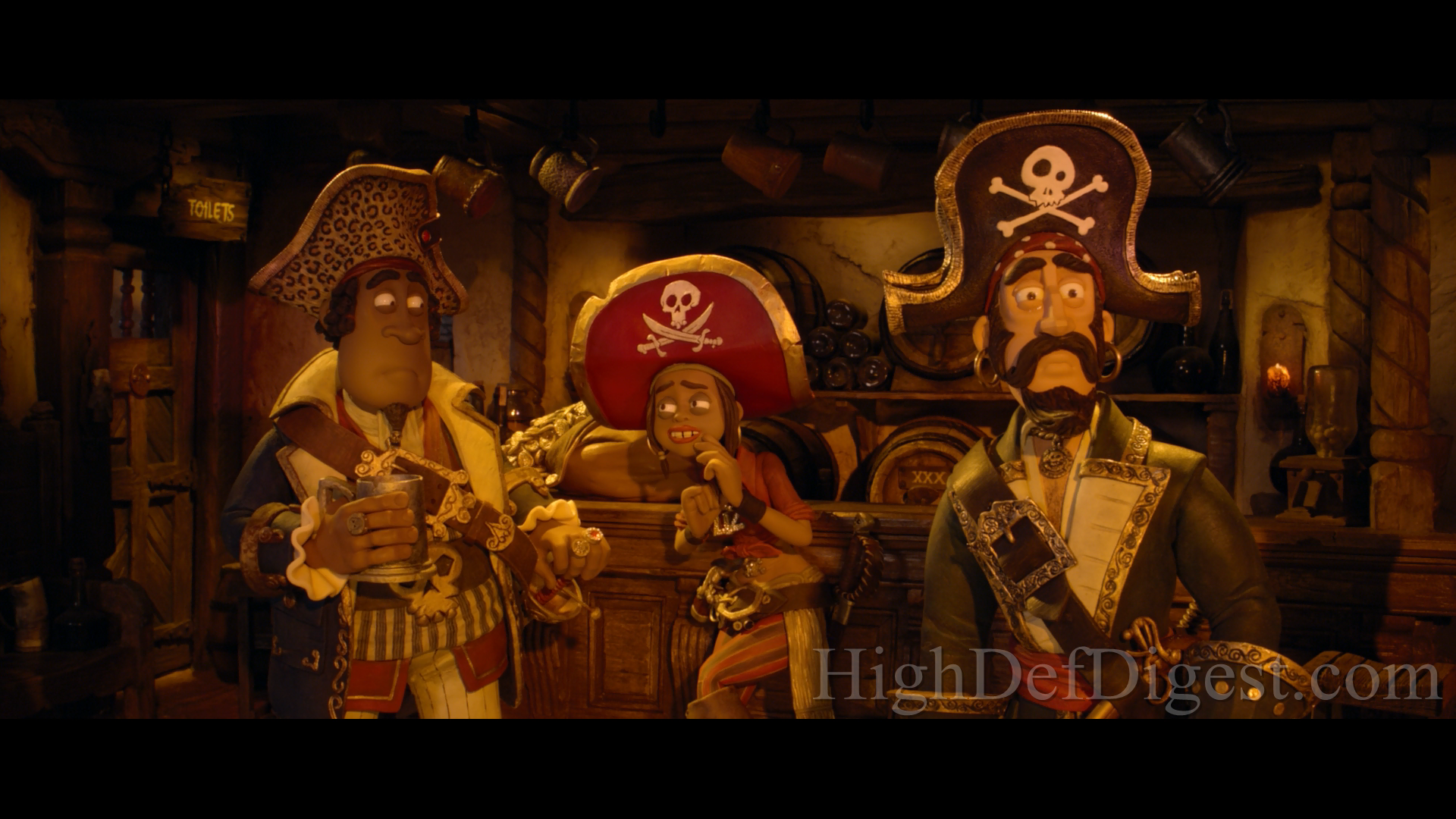 Cutlass Lizz The Pirates Band Of Misfits Wiki Fandom