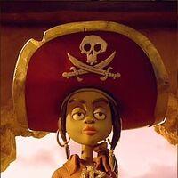 Cutlass Liz The Pirates Band Of Misfits Wiki Fandom