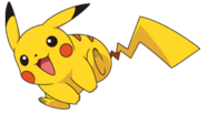 Pikachu-Ash's
