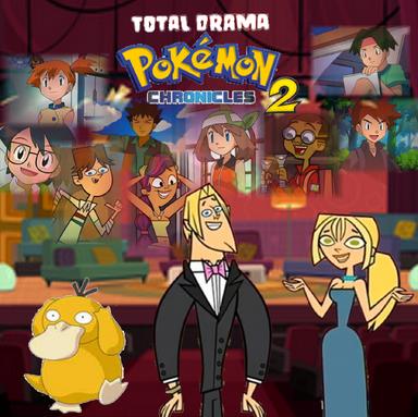 Total Drama Pokemon Chronicles 2