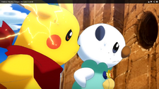 Pikachu OshawottMD