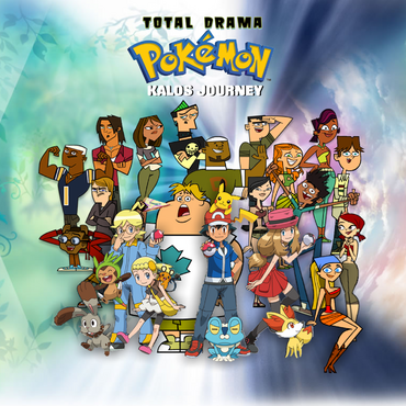 Total Drama Pokemon - Kalos Journey