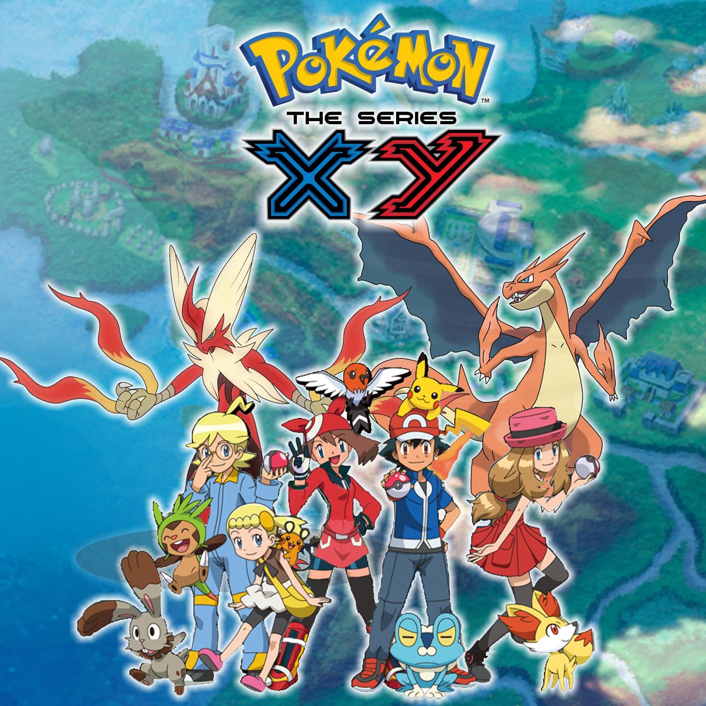 Pokemon Xy Serie Deutsch