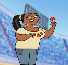 LeShawna in Pokemon Stadium