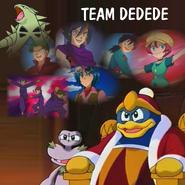 Team Dedede