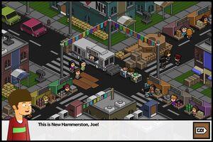 New Hammerston