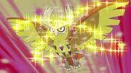 Ash's shiny nocto in animewl