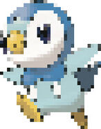 Piplup Pixelate