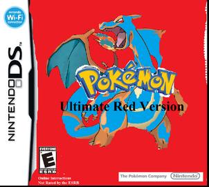 Pokemon Ultimate Red Version