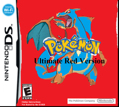 Pokemon Ultimate Red Version
