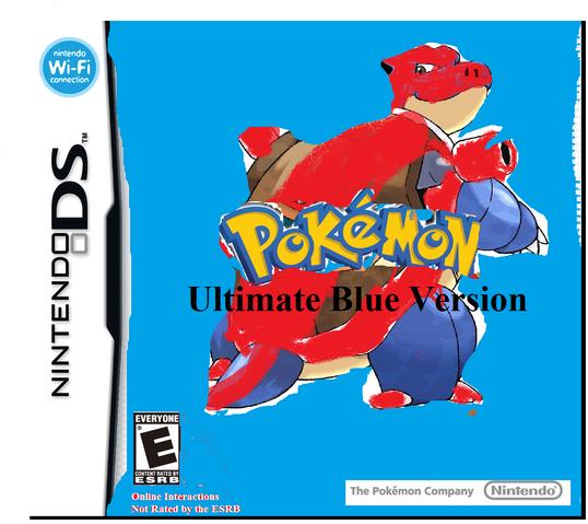 File:Pokemon Ultimate Blue Version.png
