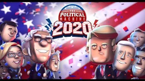 The Political Machine 2020 Launch Trailer