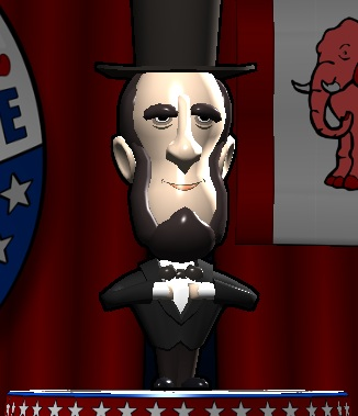 File:Abraham Lincoln in The Political Machine 2008.jpg