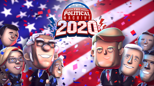 The Political Machine 2020 banner 3