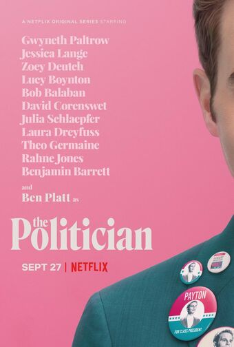The Politician Tv Series The Politician Wiki Fandom