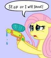 Stop or Get Flutter Shot