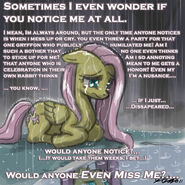 Does anyone really care about Fluttershy