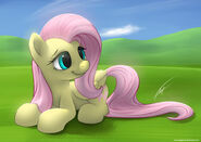 Fluttershy by BionicleGahlok
