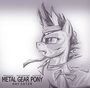 Metal Gear Pony Solid Sparkle