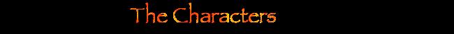 Portalcharacters