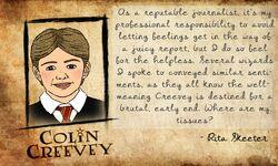 ColinCreevey