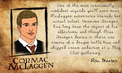CormacMcLaggen