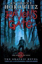 Raven's Gate Graphic Novel