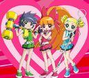 Demashita ! Powerpuff Girls Z ! Episodes list