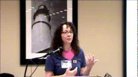 Experiencers Speak 2 - 08 - Nancy Malacaria - The Project at Earth