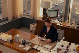 Margaret Tate office