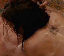 Margaret Tate tattoo