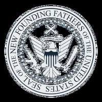 美國新建國元勛標誌C