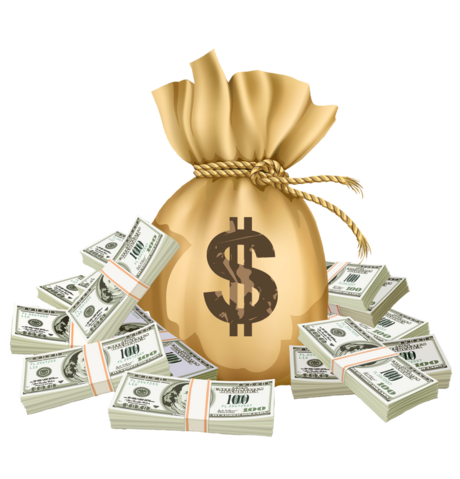 File:Money Bag PNG Clipart Picture.png