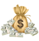 Money Bag PNG Clipart Picture