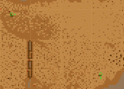 Reeyk's Letter and Map Quest Map